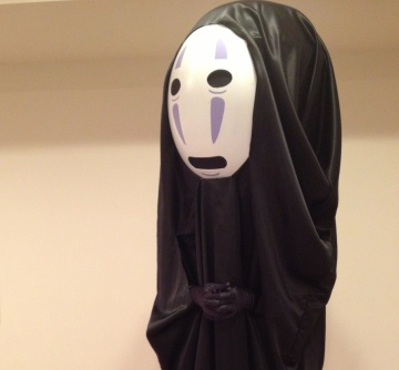 No-Face (Kaonashi) Cosplay