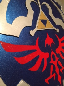 Hylian Shield Kimer Props